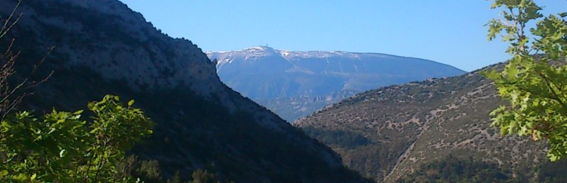 La Drome Provençale et le Ventoux