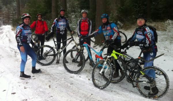 groupe VTTVB neige